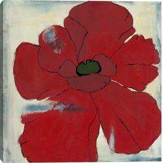 Modern Flower III by Laura Gunn