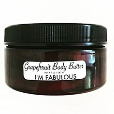 Grapefruit Body Butter, Organic Indulge your body in this extravagantly rich, ultra luxurious 70% organic butter.  Deeply hydrating, it smoothens dry flaky skin, reveals a new soft silky texture and helps restore a younger, firmer and more supple look. Worldwide shipping.
