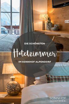 """Die Signature Suite im Sonnhof Alpendorf ist die """"Wolke Sieben"""". Auf 70 qm breitet man sein Basislager für die Urlaubstage aus und es ist garantiert, dass man sich hier wohlfühlt. #vollsonnhof #salzburgerland #boutiquehotel #romantikurlaub #liebesurlaub #urlaubzuzweit #josalzburg #salzburg #pongau #alpendorf #adultspreferred #adultsonly Places, Cloud, Road Trip Destinations, Travel Report, Lugares"""