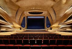 Harbin Opera House, Harbin, Heilongjiang, China by MAD Architects