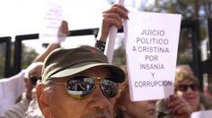 Abogados y jueces marcharon a Tribunales para apoyar a Fayt | Carlos Fayt, Corte Suprema - Infobae