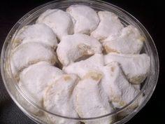 Resep Cara Membuat Kue Putri Salju Keju Lembut