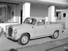 Risultati immagini per ponton pickup Mercedes Benz Classes, Mercedes Benz Forum, Old Mercedes, Classic Mercedes, Pick Up, Engineering, The Originals, Vehicles, Friends