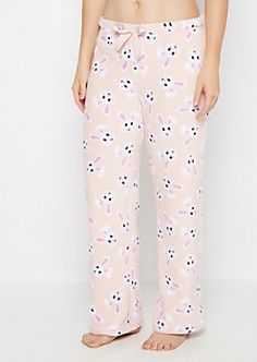 407e8bc37cec52 Plush Bunny Fleece Sleep Pant Bunny Plush, Sleep Pants, Rue 21, Tween,