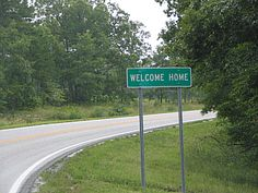 this is where I spent my summers with my grandparents and cousins......Welcome Home is a rural community in Arkansas