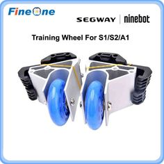 59.99$  Buy here  - 2017 One S1/S2 Training Wheel Scooter Leaning Wheel Trolley Handle Pulling Rod Parking Stand For Ninebot One S1/S2/A1 Scooter