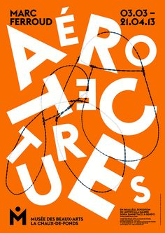 Onlab, Marc Ferroud: Aérotectures