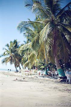 haiti | the beach in jacmel