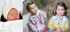 As hoped for, Kensington Palace released a beautiful new photo of Princess Charlotte ahead of her 2nd birthday tomorrow. The photo was taken...