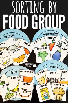 Nutrition and healthy eating activities for kids! Sorting by food groups center.Nutrition and healthy eating activities for kids! Sorting by food groups center. Nutrition Education, Nutrition Activities, Kids Nutrition, Healthy Nutrition, Nutrition Guide, Nutrition Jobs, Healthy Food, Nutrition Crafts For Kids, Nutrition Poster