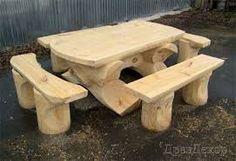 Картинки по запросу мебель садовая из дерева