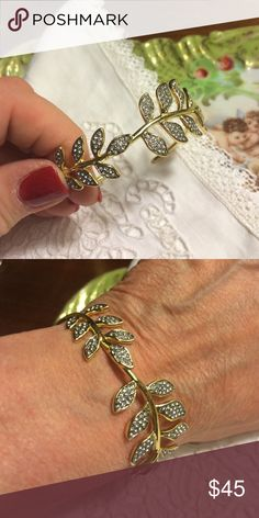 Stella & Dot Delicate Ivie Bracelet- retired Sweet bracelet wear it dressed up or w jeans- goes anywhere. There are matching earrings although I don't have them Stella & Dot Jewelry Bracelets