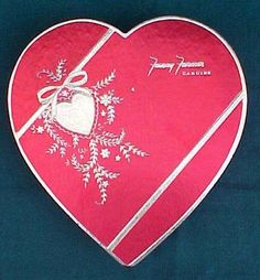 Vintage Fanny Farmer Valentine's Day Candy Box