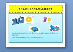 Students gradually learn to count to 100 using these colorful charts and activities.Students will learn to count by ones, tens, fives, and twos.Great for homework and extra practice activities.
