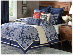 Middleton Comforter Bedding Sets - LAMPSPLUS.COM