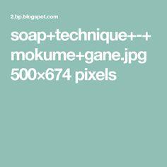 soap+technique+-+mokume+gane.jpg 500×674 pixels