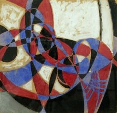 Amorpha: Fugue in Two Colors. Drawings and Prints Abstract Painters, Abstract Drawings, Abstract Art, Artist Art, Artist At Work, Frantisek Kupka, Architecture Art Design, Picasso Paintings, Mondrian