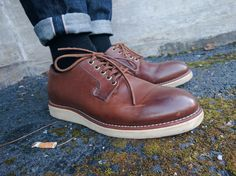 Red Wing Postman 3101 Amber Harness