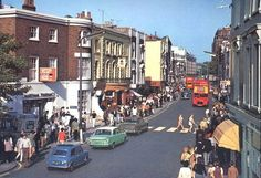 King's Road, 1960's