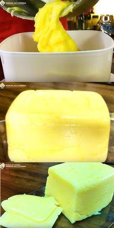 QUEIJO CASEIRO MUITO FÁCIL DE FAZER E RENDE MUITO #queijocaseiro #queijo #cheese #cozinha #receita #receitafacil #receitas #comida #food #manualdacozinha #aguanaboca #alexgranig No Salt Recipes, Cheese Recipes, Vegan Recipes, Cooking Recipes, Menu Café, Cheese Lover, Homemade Cheese, How To Make Cheese, Low Carb Diet