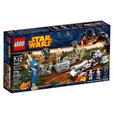 LEGO® Star Wars™Battle on Saleucami™ 75037