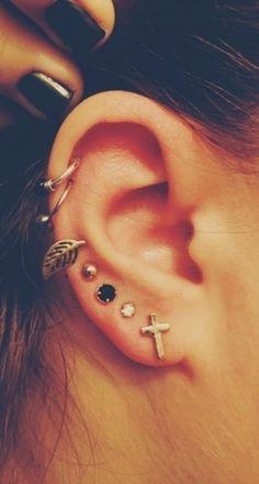 Ear Piercings More