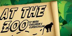 Zoo Children's Ministry Curriculum