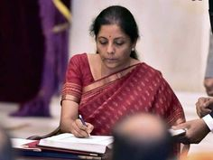 View Nirmala Sitharaman should be known for her skills and experience rather then her gender - Economic Times #757Live