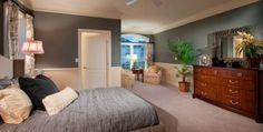 The Carolina's Master Bedroom