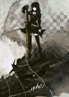 dragon slayer by ~ryoheihuke on deviantART (true story: this one piece of artwork inspired the series)