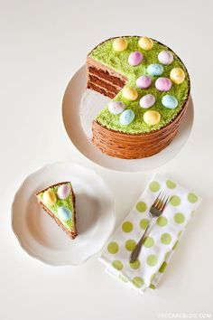 55 Easy Easter Cakes And Desserts Recipes Best Ideas For Easter Easter Dessert Easter Cake Easy, Easy Easter Desserts, Easter Cupcakes, Easter Treats, Easter Recipes, Holiday Recipes, Dessert Recipes, Dessert Ideas, Cake Ideas