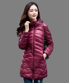 $35.49 (Buy here: https://alitems.com/g/1e8d114494ebda23ff8b16525dc3e8/?i=5&ulp=https%3A%2F%2Fwww.aliexpress.com%2Fitem%2FWomen-Winter-Coat-2016-New-Duck-Down-Jackets-Slim-Hooded-Long-Down-Coats-Ultra-Light-Down%2F32700784349.html ) Women Winter Coat 2016 New 90% White Duck Down Jackets Slim Hooded Long Down Coat Ultra Light Down Parkas Plus Size Outerwear for just $35.49