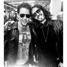 Dane Cook & Russell Brand
