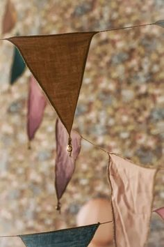 bunting and bells