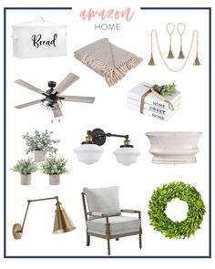 Hi friends and happy Wednesday! It seems as though Amazon has it all, and I continue to be surprised and awed at their selections! Fancy Living Rooms, Fancy Bedroom, Dining Room Design, Dining Rooms, Blogger Home, Fancy Kitchens, Gold Kitchen, Amazon Home, Can Lights