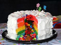 Have you ever seen a cake stuffed with Gems or any other candy? Thinking how it was made!!! Also thinking of making it but did not get the idea. Then here it is-easy, everyone can make it at home. Try out and surprise your loved ones. So, have you tried and made eggless candy stuffed cake by following this recipe? Please share your experience here in comment box with us. Thanks in advance.    This post may contain affiliate links, purchasing that product not cost extra for you but by your…