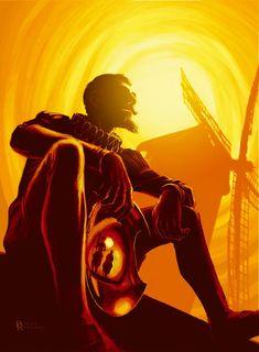 Quijote, cover [Bruno Redondo]