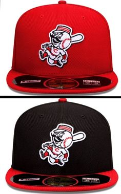 The Official Online Shop of Major League Baseball Cincinnati Reds Baseball, Go Red, Fitted Caps, Basketball Shoes, Baseball Cap, Mlb, Hats, How To Wear, Drake