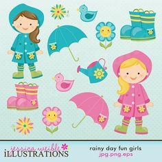 girly rain