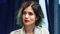 """Pussy Riot's Nadya Tolokonnikova on Supporting Bernie Sanders  """"I need to see come inspirational things going on in another country,"""" says Tolokonnikova  #FeelTheBern! #BernieOrBust   Read more: http://www.rollingstone.com/politics/news/pussy-riots-nadya-tolokonnikova-on-supporting-bernie-sanders-20160225#ixzz41Eqc6zhd  Follow us: @rollingstone on Twitter 