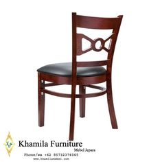 Kursi Makan Restoran (2) Cafe Furniture, Dining Chairs, Home Decor, Dining Chair, Interior Design, Home Interior Design, Dining Table Chairs, Home Decoration, Decoration Home