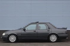 #Ford #Sierra #Cosworth Retro Cars, Vintage Cars, Ford Rs, Mid Size Car, Ford Sierra, Ford Capri, Speaker Design, Ford Escort, Henry Ford
