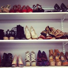 I want all of them...pick a pair, any pair! (via Steve Madden Shoes)