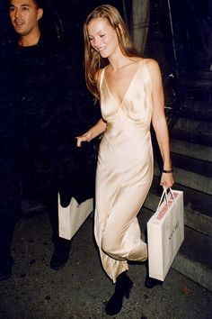 Kate Moss in NYC, 10 May 1993