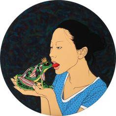 陳飛作品《青蛙王子》