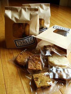 Bake Sale For A2A: Cookie Assortment by ComeUndone, via Flickr