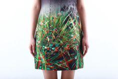 3D skirt!!! Tri Nouio for Noumenon