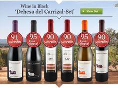 Wine in Black 'Dehesa del Carrizal-Set' (Sollten Sie hier nur Text sehen, aktivieren Sie bitte die Bilder für diese E-Mail)