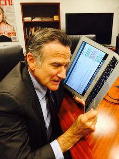 Robin Williams on reddit