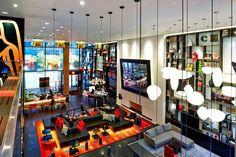 citizenM Hotel New York Times Square, New York, 2014 - Concrete Architectural Associates